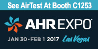 AHR Booth